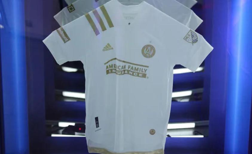 Maglie calcio classiche online 2020-2021: maglia Atlanta United ...