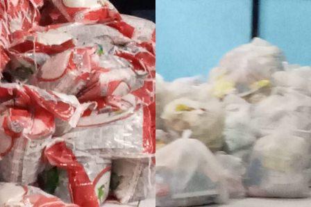 Gubernur Serahkan Bantuan 500 Paket Sembako, Untuk Meringankan Beban Wartawan di Tengah Wabah Pandemic Covid-19