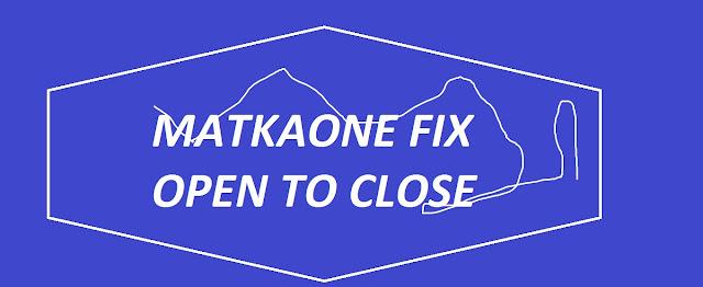 Free fix open to close game| Kalyan guessing| Rajdhani Night