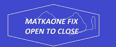 Free fix open to close game| Kalyan guessing| Rajdhani Night
