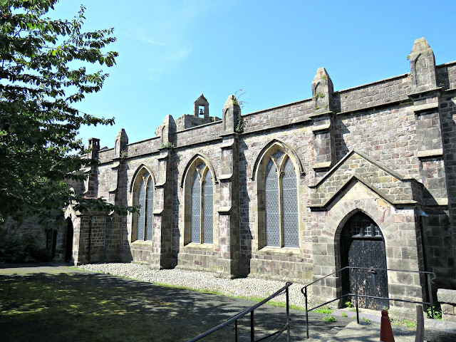 St. Mary's Church, Caernarfon, Wales