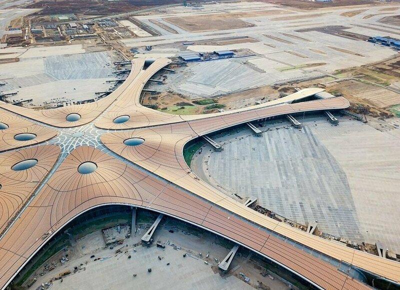 aeropuerto Beijing-Daxing