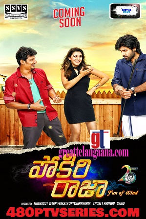 Pokkiri Raja (2016) 400MB Full Hindi Dual Audio Movie Download 480p HDRip thumbnail