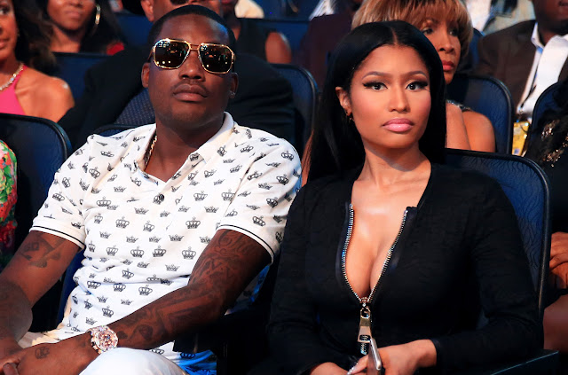 Nicki Minaj and Meek Mill war