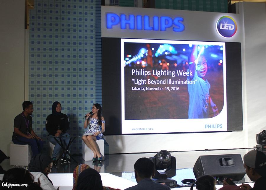jika rumahku menggunakan Philips Hue