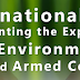06 November: International Day for Preventing the Exploitation of the Environment in War and Armed Conflict