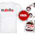 FREE Nutella Ambassador Kit