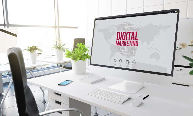 Digital Marketing licencia Abobe Stock para Homodigital