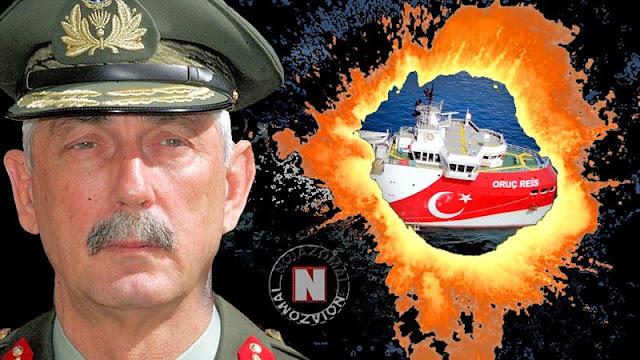 Wikileaks: Πως οι Έλληνες το 2008 πέταξαν έξω τους Τούρκους από την υφαλοκρηπίδα!