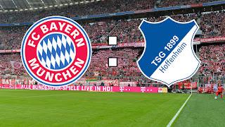 مشاهدة مباراة بايرن ميونخ وهوفنهايم بث مباشر بتاريخ 18-01-2019 الدوري الالماني