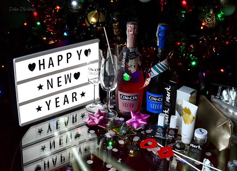 Udanego Sylwestra i szczęśliwego Nowego Roku! Lubię tak! Avon CinCin