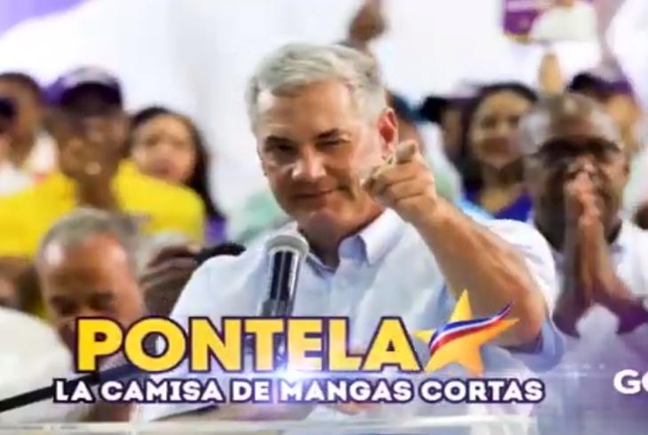 """Video: Movimiento """"El Presidente de la Camisa Mangas Cortas, Gonzalo Castillo Presidente 2020"""""""