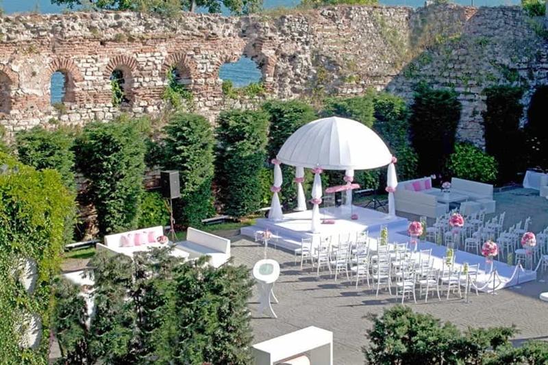 İstanbul Tarihi Düğün Mekanları