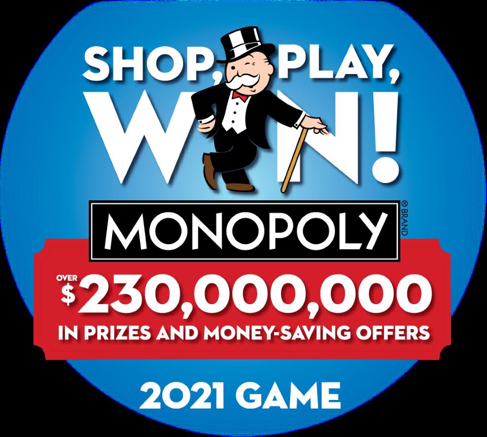#GoShopPlayWin Monopoly Game