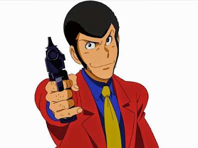 Lupin terzo dell'omonimo cartone animato
