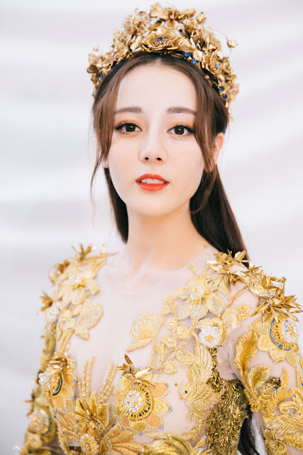 Dilraba Dilmurat 12th Golden Eagle Festival