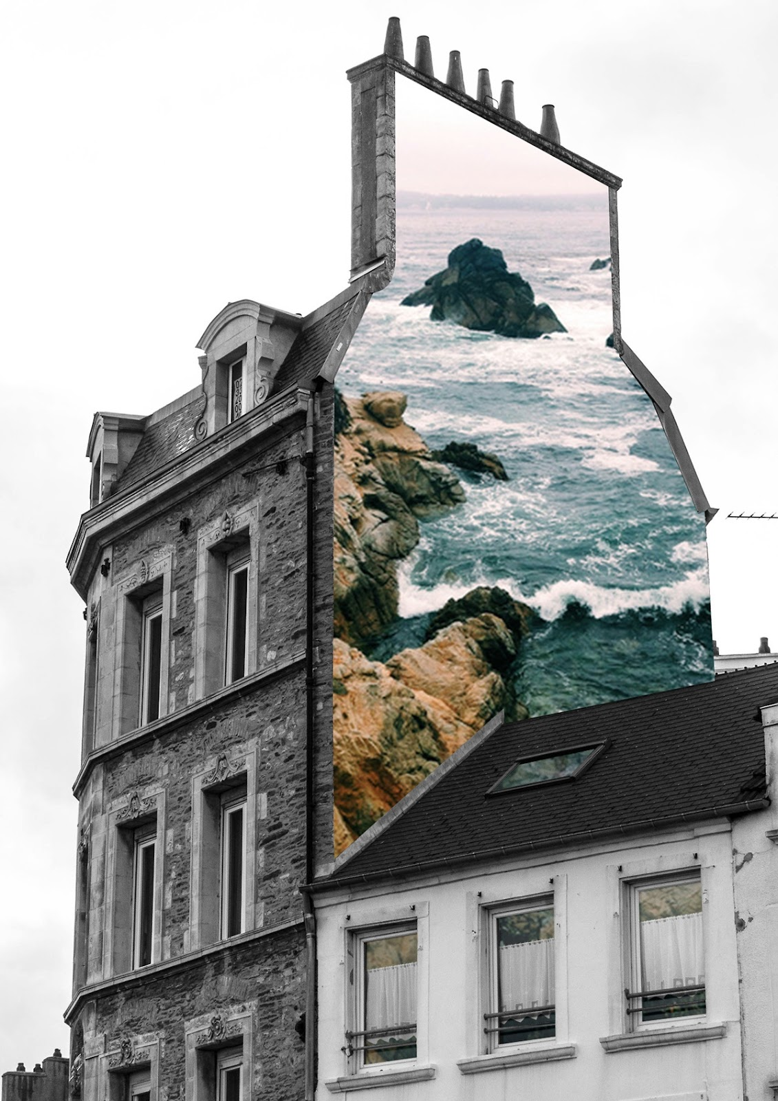 15-House-Merve-Özaslan-Natural-Act-Photographic-Collage-Humans-with-Nature-www-designstack-co