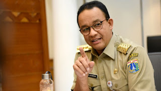 Anies: Sejak Awal Kami Sudah Khawatir Munculnya Corona Di Indonesia