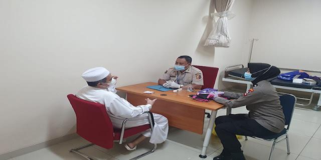 Habib Rizieq Raih Doktor Di Dalam Rutan Bareskrim, Lemkapi: Polri Sangat Hormati HAM