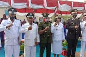 Aksi Heroik Seorang Siswa SMK N Kokar NTT Menyelamatkan Bendera Merah Putih di Hari Kemerdekaan ke-75