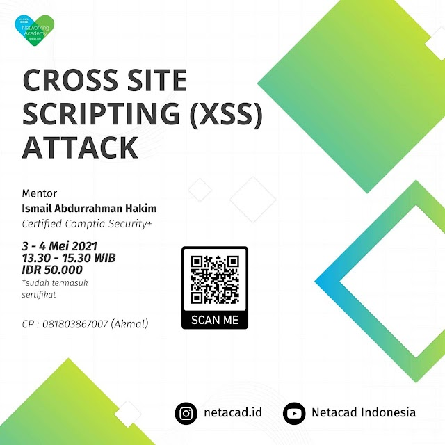 "Cyber Workshop #3 ""Cross Site Scripting (XSS) Attack"""