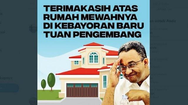 Soal Isu Rumah Mewah dari Pengembang, PKS Minta Denny Siregar Bersiap Kalau Dituntut Anies
