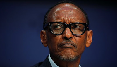 """THE YCEO: PRESIDENT PAUL KAGAME: """"Africa Has Been Struggling To Follow The West, And Now That System Is Crumbling."""