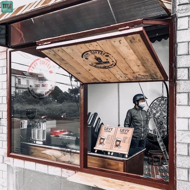 Quán cafe Levy