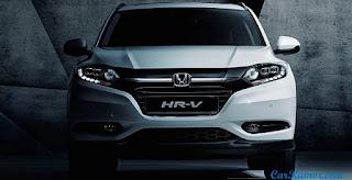 2018 Honda HRV Nouvelle conception, changements, prix et date de sortie Rumeu