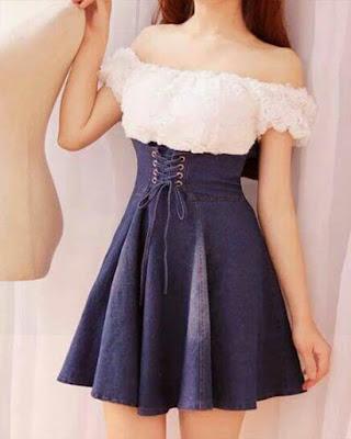 outfit con falda adolescente tumblr casual de moda 2019