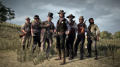 המערב הפרוע כאן: מוד חדש של GTA V מחליף את מפת המשחק במפה של Red Dead Redemption