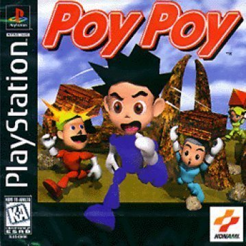 PoyPoy - PS1 - ISOs Download