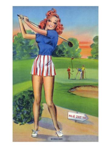 Alternative Fitspiration: Sporty Pin Up Girls