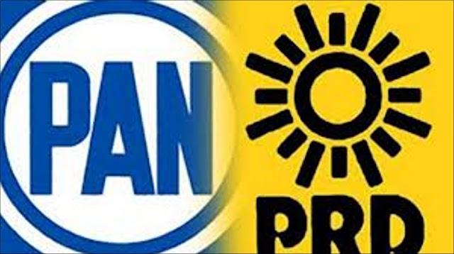 Malas cuentas la alianza PAN-PRD para el 2018