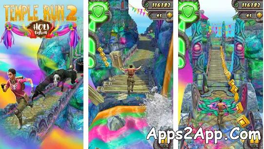 Temple Run 2 APK v1.65.2 [Mod Unlocked/Unlimited Money] [Latest]