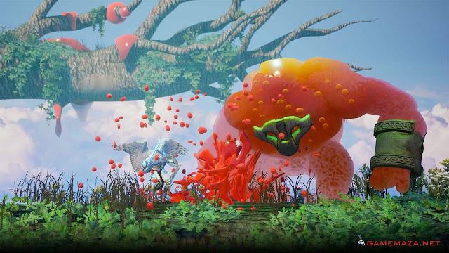 SolSeraph Gameplay Screenshot 3