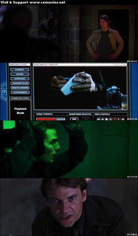 Mission Impossible II 2000 Dual Audio Hindi 720p BluRay