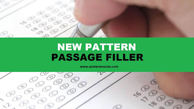Practice Sets on Parafiller for IBPS PO Exams
