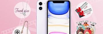 Kontes Video Moist Diane Berhadiah iPhone 11