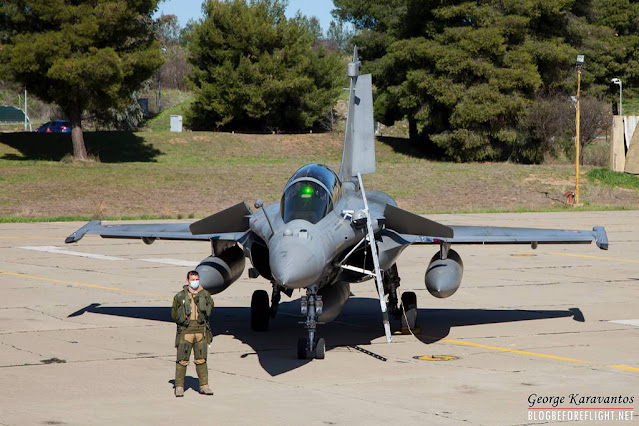 French Rafale Skyros Greece