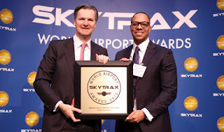 2021 Skytrax World Airport Award Ranking