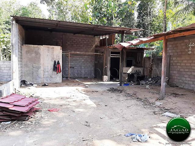 Tanah Ex Workshop jalan Godean Km 18