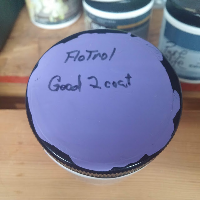 Lavender - Behr Acrylic House Paint - Oops Paint