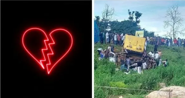 """""""For better for worst is lies"""" - Nigerian man narrates how his better half left him after he had accident"""