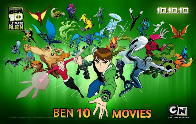 BEN 10 ALL MOVIES ACCORDING TO HINDI DUBBED RELEASE HD DOWNLOAD/WATCH ONLINE