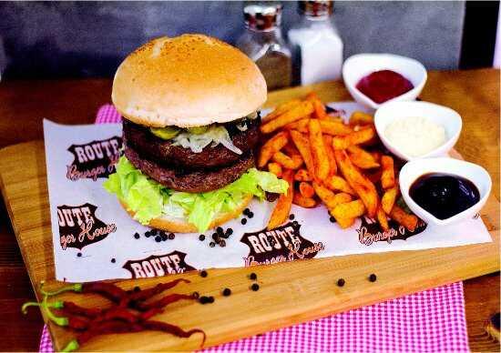 route burger house merkez ısparta menü fiyat sipariş yorum
