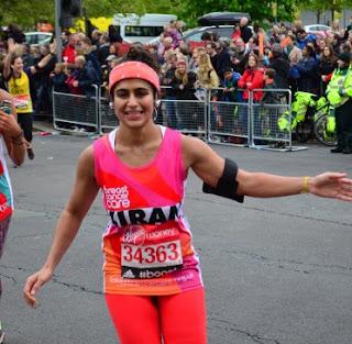 Aneh! Mempunyai Misi, Wanita Ini Ikut Maraton Tanpa Gunakan Pembalut Walaupun Tengah Haid