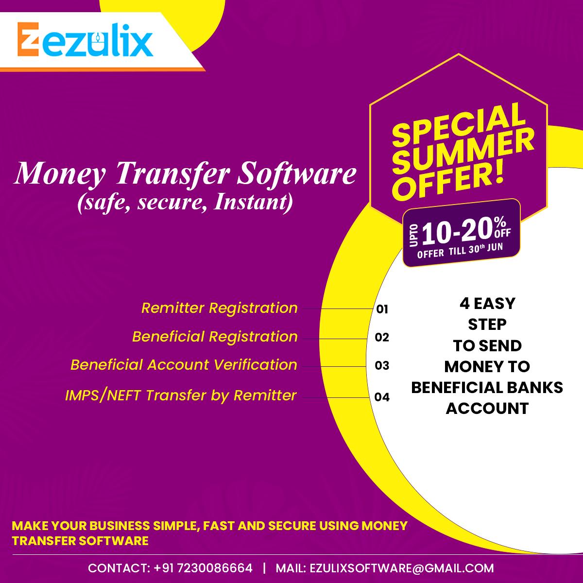 Ezulix - Web Design and Mobile App Development: money