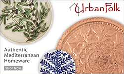 UrbanFolk Authentic Mediterranean Homeware