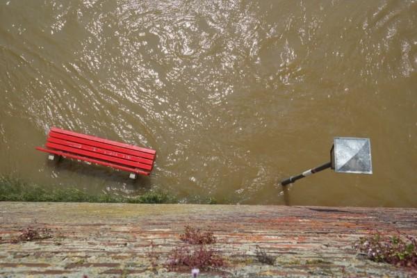 Tiga Hari Usai Idulfitri Banjir Menerjang Sejumlah Lokasi di Kalsel